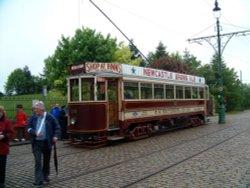 Beamish - Gateshead tram number 10