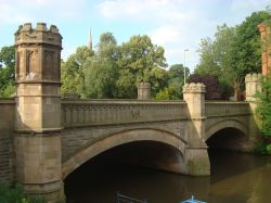 The Bridge over the River Soar