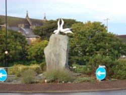 Roundabout sculpture