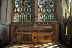 The High Altar of Dorchester Abbey, Dorchester-on-Thames