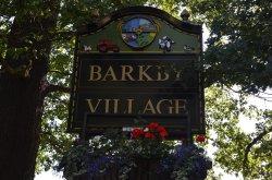 Barkby Village Sign