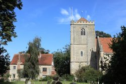 Dorchester Abbey Church and Abbey Guest House
