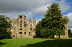 Hardwick Old Hall Wallpaper