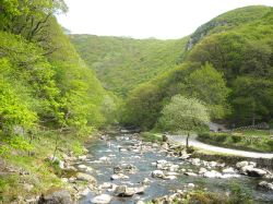Watersmeet Lynmouth