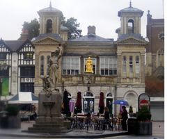 Market Hall, Kingston Upon Thames