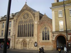 St Mark's, the Lord Mayor's Chapel