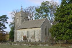 The Church at Hampton Gay Oxfordshire