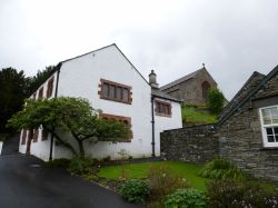 The Old Grammer School, Hawkshead.