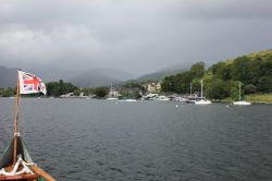 Full steam ahead for Ambleside.