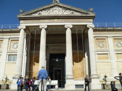 Oxford, the Ashmolean Museum