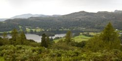 Grasmere from Brackenfell 2