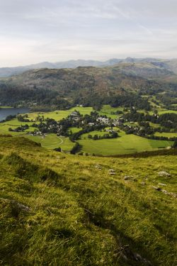 Grasmere from Brackenfell 6