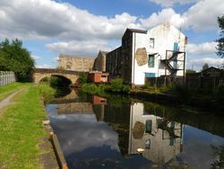 Oswaldtwistle Leeds/Liverpool Canal