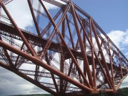 The structure of the Forth Bridge