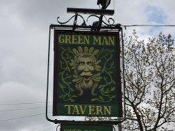 Pub Sign at Tunstall
