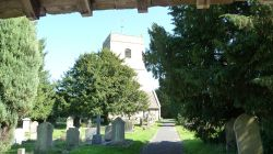 St Mary The Virgin, Eardisland, Herefordshire
