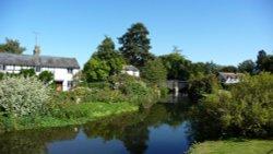 River Arrow, Eardisland, Herefordshire