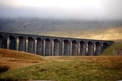 Autumn Colours At Ribblehead Viaduct