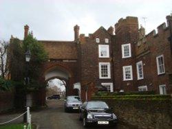 Richmond Palace Gate House