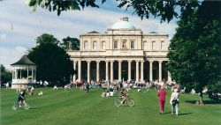 Pittville Park and Pump Rooms, Cheltenham