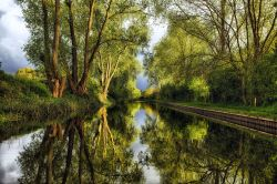 Grand Union Canal, Watermead Country Park