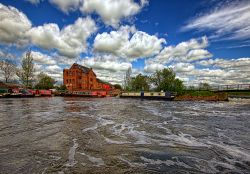 White Water at Sileby Mill
