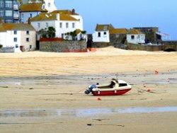 St Ives beach