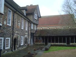 The Archdeacon's House