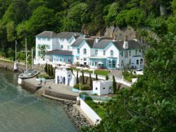 Port Merion village hotel Wallpaper