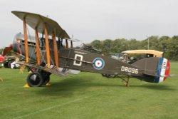 Bristol Fighter F.2B Old Warden