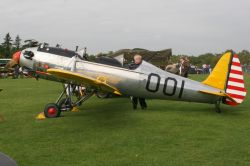 Ryan PT-22 Recruit Old Warden