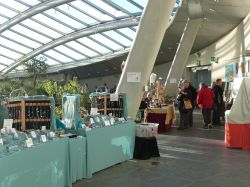 National Botanic Garden of Wales - craft fair Wallpaper
