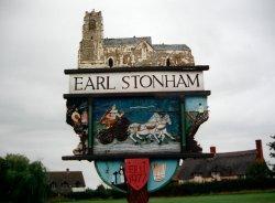 Earl  Stonham Village Sign