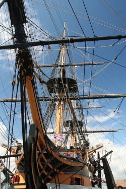Portsmouth Historic Dockyard, Portsmouth, Hampshire