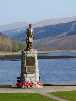 The War Memorial at Inveraray
