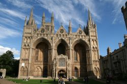 Peterborough Cathedral, Peterborough, Cambridgeshire