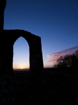 Sunrise at Old John, Bradgate Park