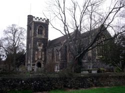 St John The Evangelist C of E Church, Havering-atte-Bower