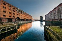 Stanley Dock, Liverpool.
