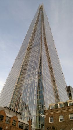 The London Shard Tower