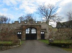 Former Castle Gates