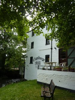 Claythorpe Mill  Lincolnshire