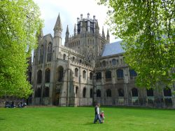 Ely Cathedral Wallpaper