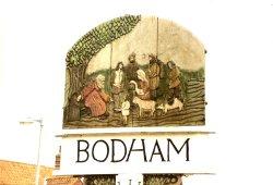 Bodham Village Sign