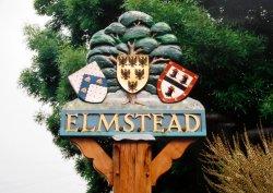 Elmstead Village Sign