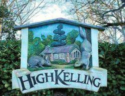 High Kelling Village Sign