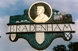 Bradenham Village Sign