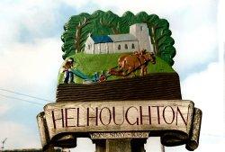 Helhoughton Village Sign