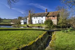 Lower Brockhampton Estate.
