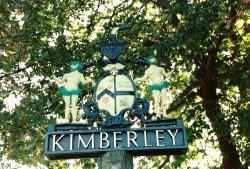Kimberley Village Sign